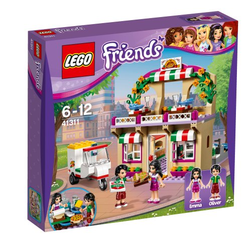 41311 LEGO Friends Pizzeria u Heartlakeu