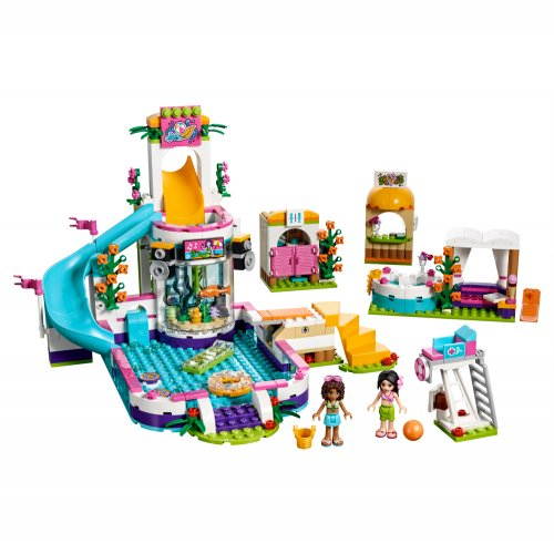 41313 LEGO Friends Bazen u Heartlakeu