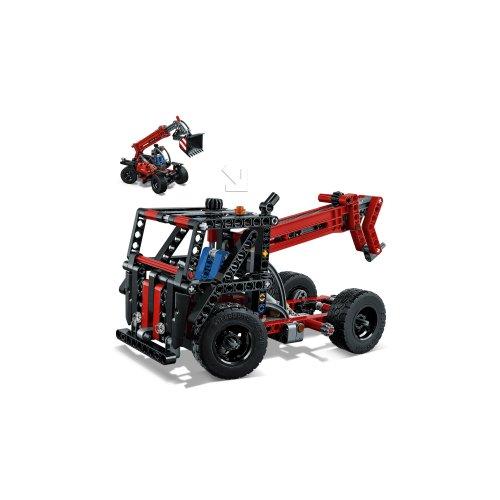 42061 LEGO Technic Teleskopski utovarivač