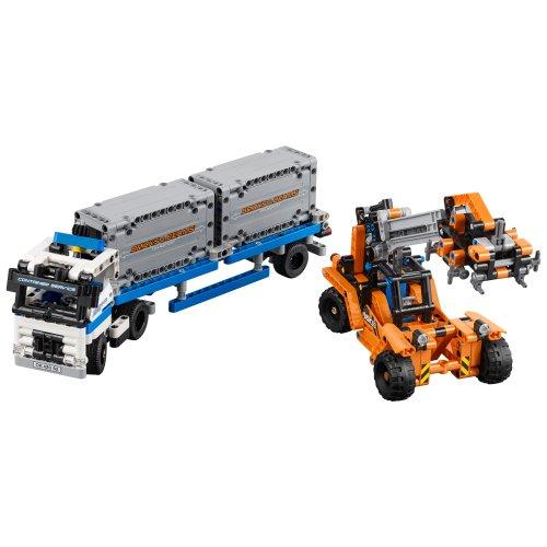 42062 LEGO Technic Lučko skladište
