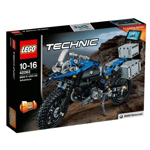 42063 LEGO Technic BMW R 1200 GS Adventure