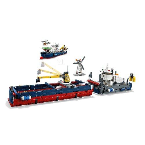 42064 LEGO Technic Istraživač okeana
