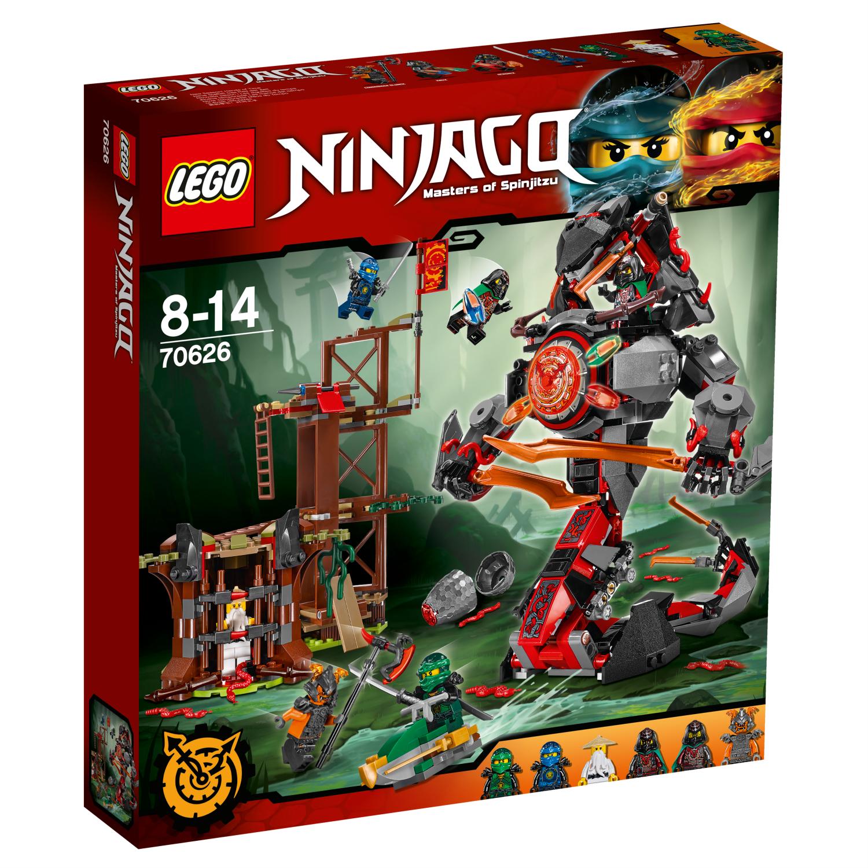70626 Ninjago Zora Željezne propasti