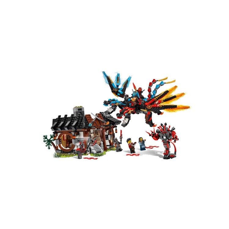 70627 Ninjago Zmajevo ognjište