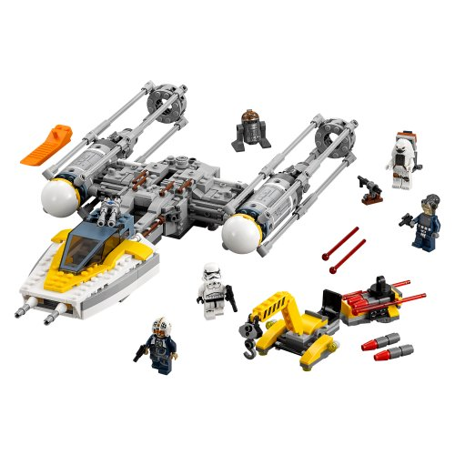 75172 Star Wars TM Y-Wing Starfighter™