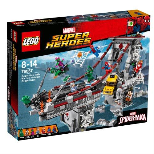 76057 Spider-Man: Web Warriors Ultimate Bridge Battle 5