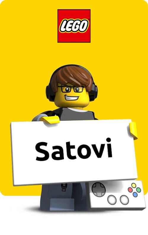 LEGO Satovi