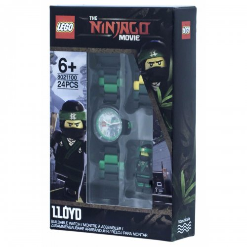 LEGO® Ninjago Movie Lloyd Sat