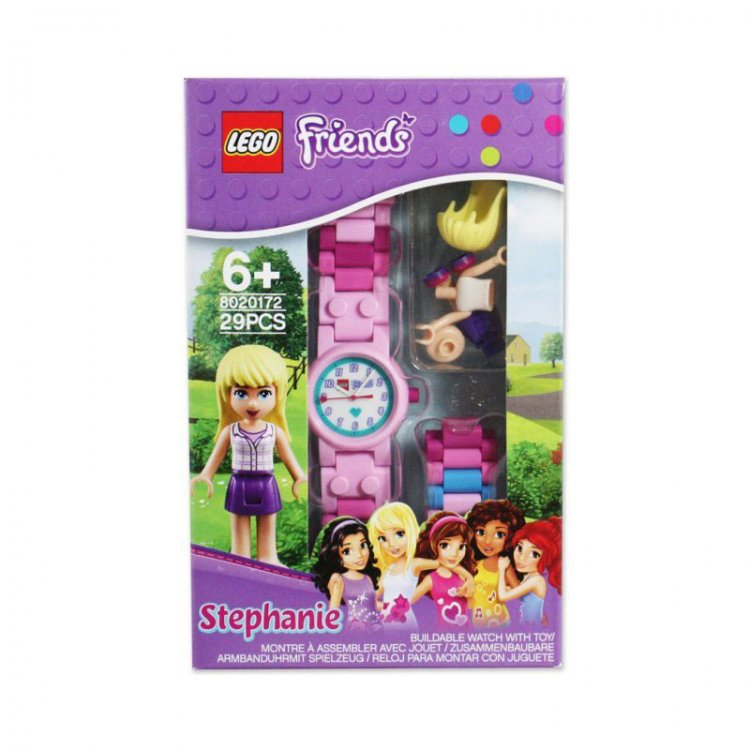 LEGO® Friends Stephani Sat