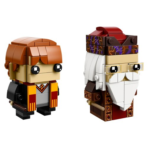 41621 Ron Weasley i Albus Dumbledore