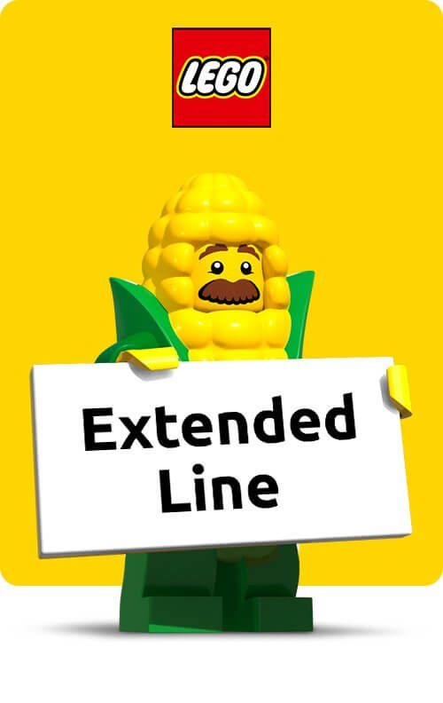 LEGO Extended Line