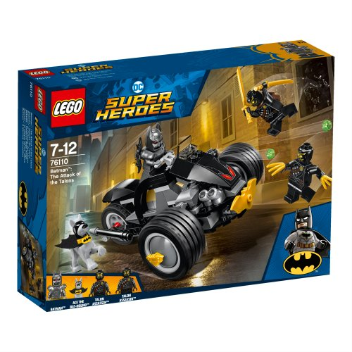 76110 Batman: Napad Talona
