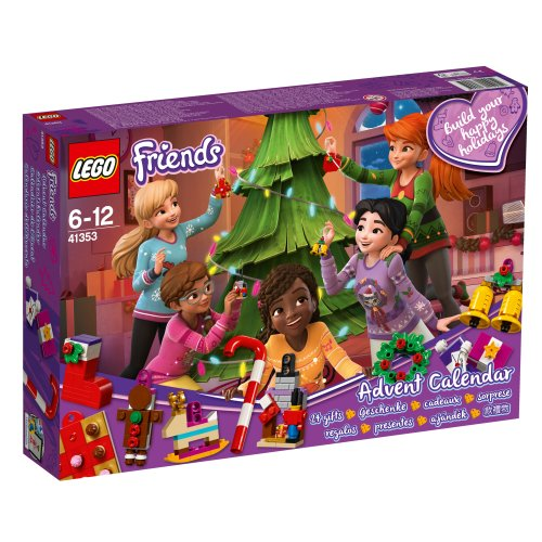 41353 LEGO® Friends Advent kalendar