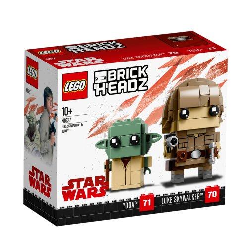 41627 Luke Skywalker i Yoda
