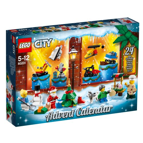 60201 LEGO® City Advent kalendar