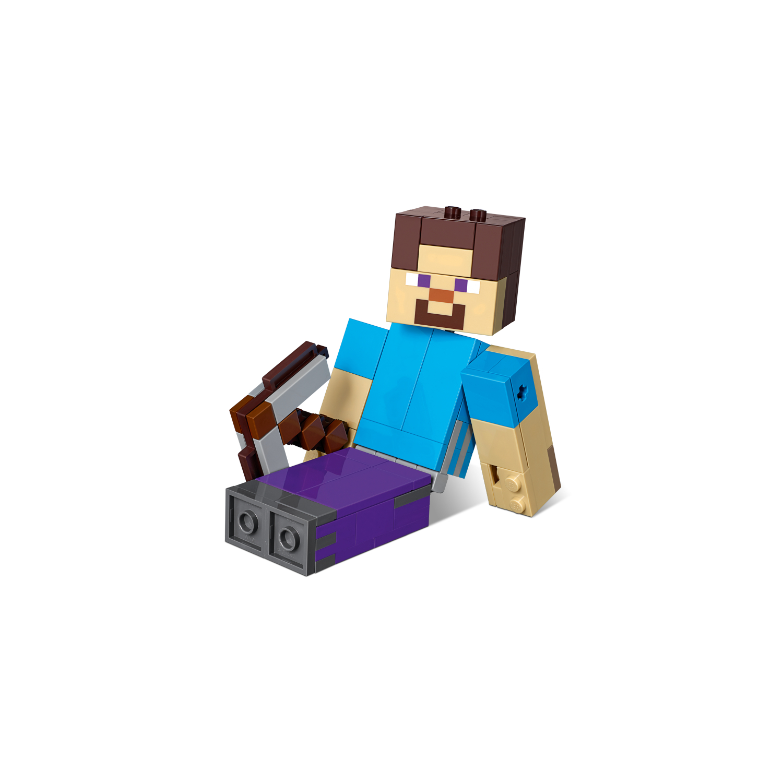 21148 Minecraft™ BigFig Steve s papigom