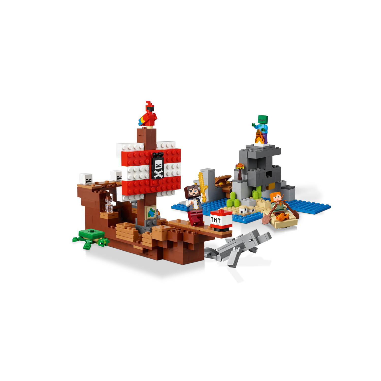 21152 Pustolovina na gusarskom brodu