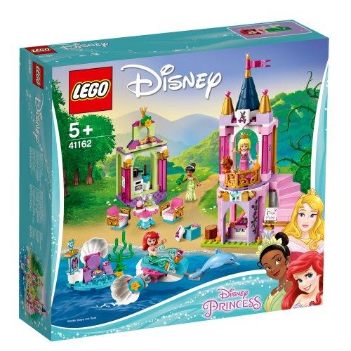 41162 Kraljevska proslava Ariel, Aurore i Tiane