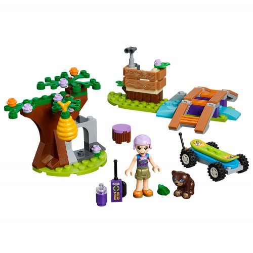 41363 Mijina šumska pustolovina