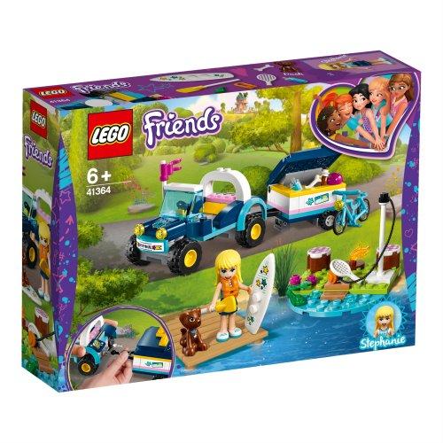 41364 Stephanien buggy s prikolicom