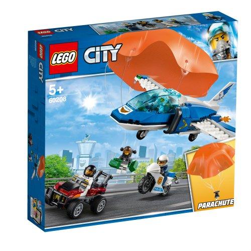 60208 Hapšenje padobranca s nebeskom policijom