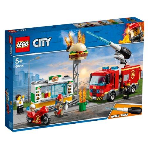 60214 Spašavanje fast fooda od požara