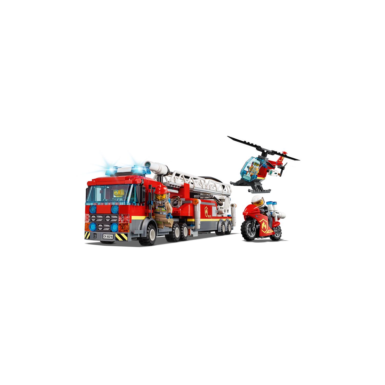 60216 Vatrogasna brigada u centru