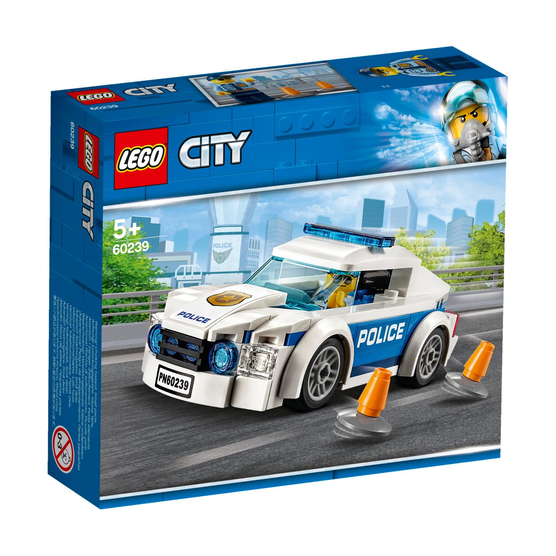 60239 Policijski patrolni automobil