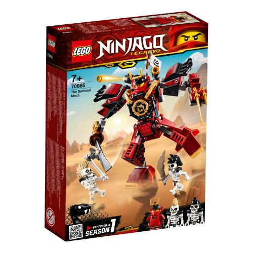 70665 Robot Samurai