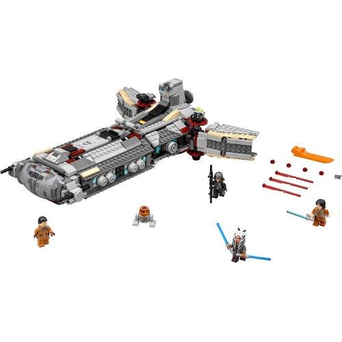 Rebel borbena fregata