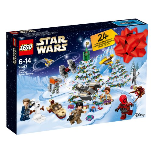 75213 LEGO® Star Wars™ adventski kalendar
