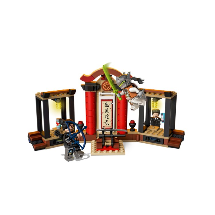 75971 Hanzo protiv Genjija