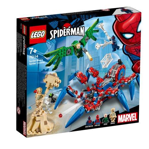 76114 Spider-Manova paučja gusjenica