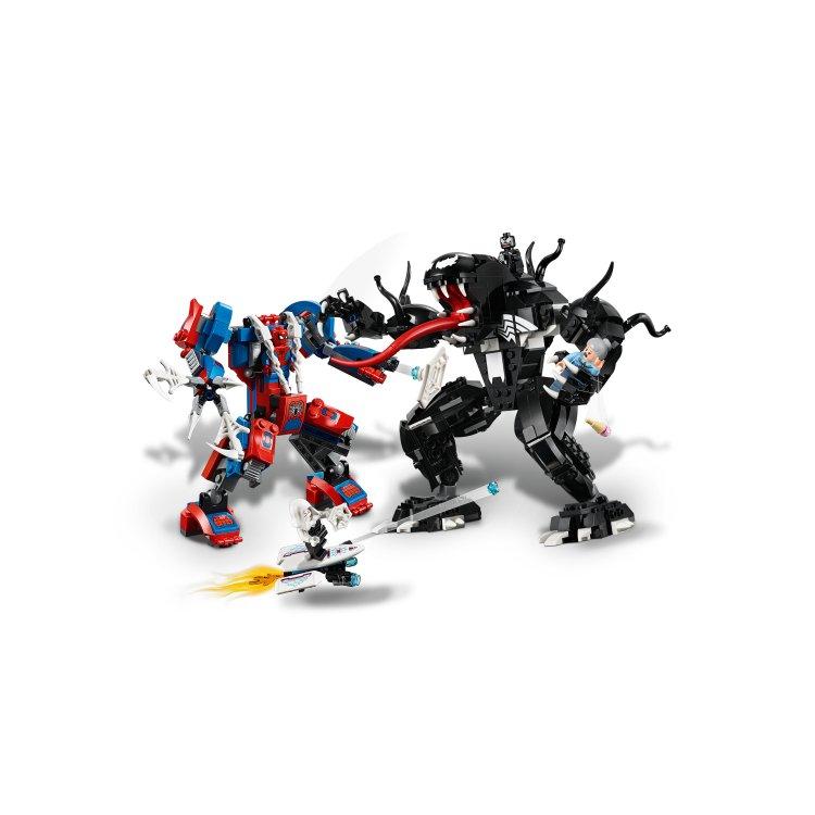 76115 Robot Spider protiv Venoma