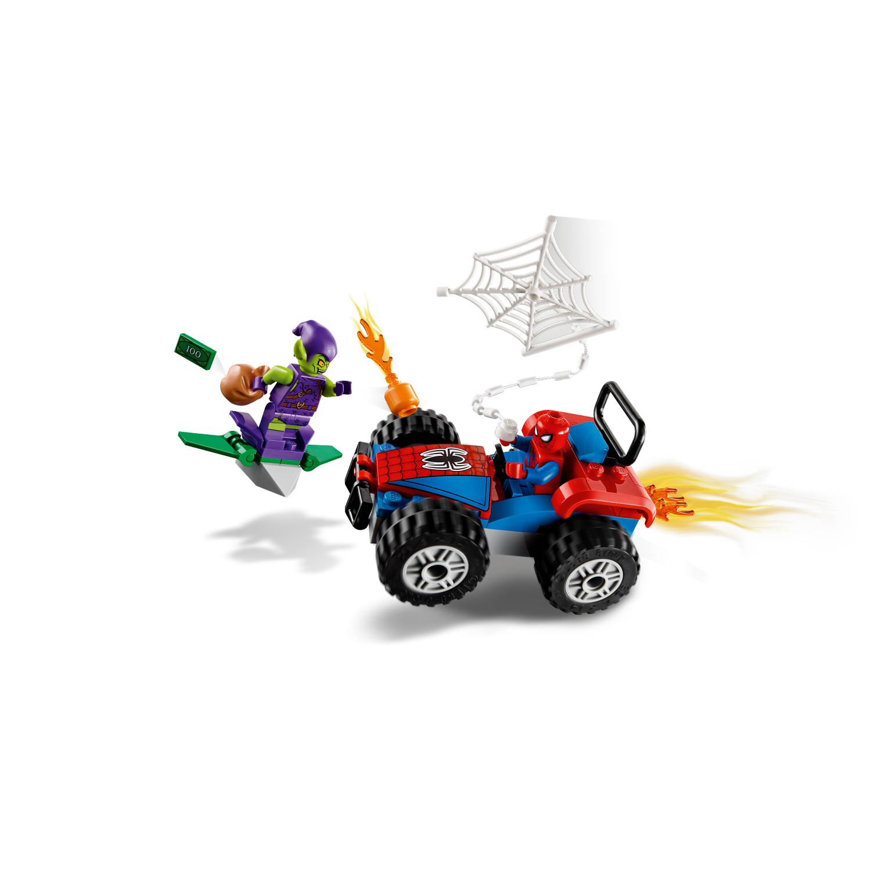 76133 Spider-Manova automobilska jurnjava