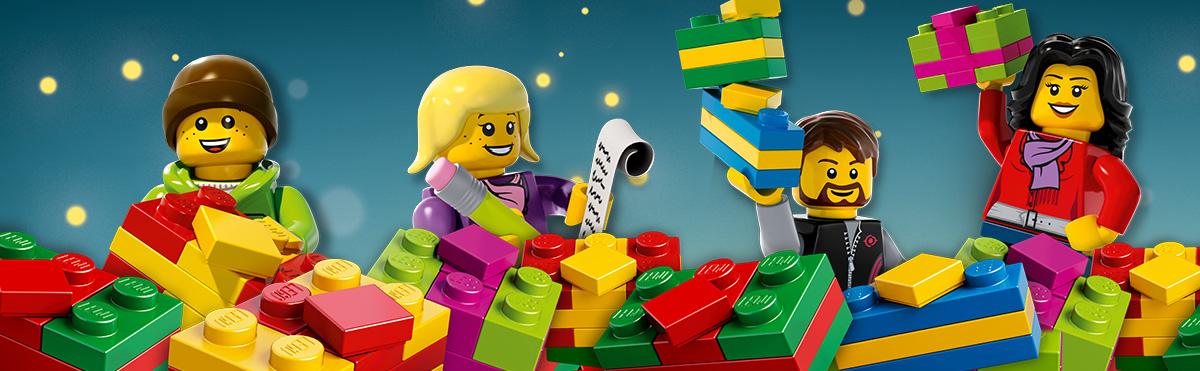 Praznicni LEGO setovi
