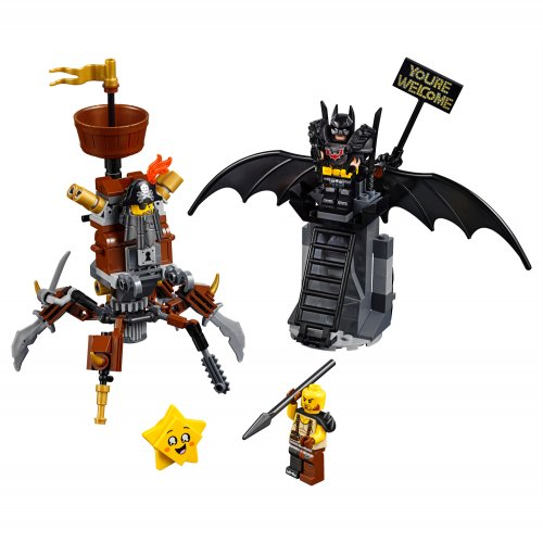 70836 Borbeni Batman i MetalBeard