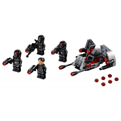 75226 Bojni komplet Inferno Squad™
