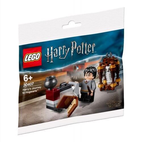 30407 Putovanje u Hogwarts Harry Pottera