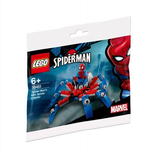 30451 Spider-Manova minijaturna paučja gusjenica