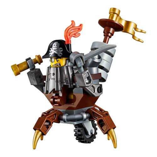 30528 Minijaturni majstor graditelj MetalBeard