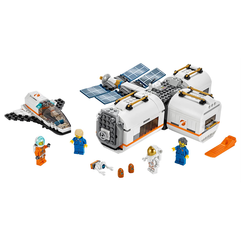 60227 Svemirska stanica na Mjesecu