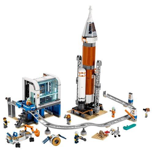 60228 Raketa za duboki svemir i kontrola lansiranja