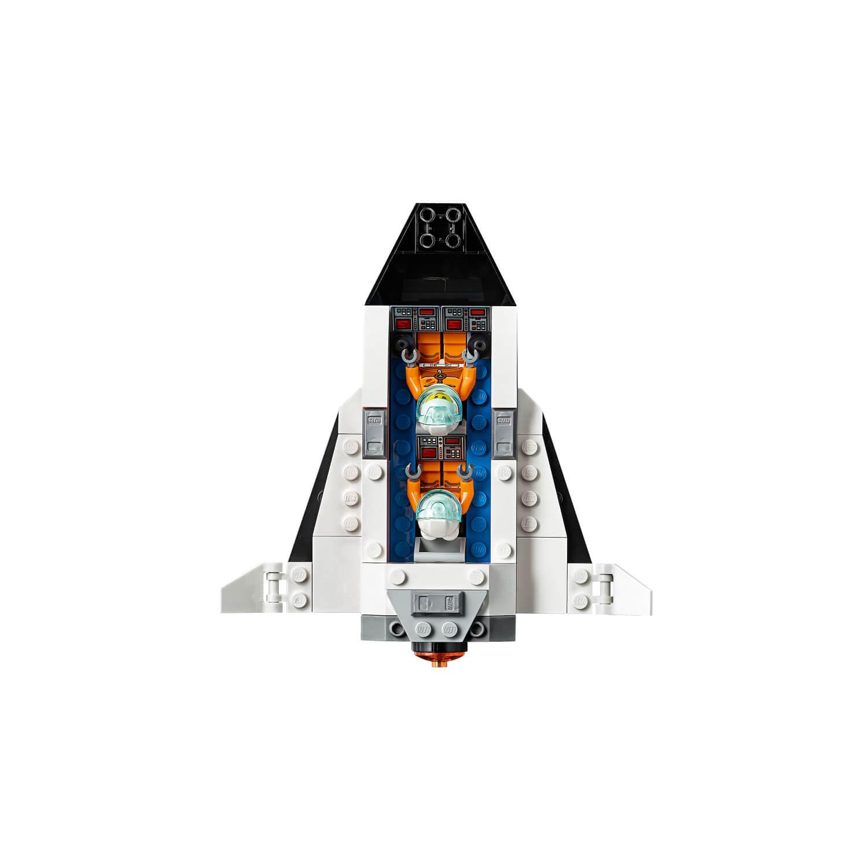 60229 Sklapanje i prijevoz rakete