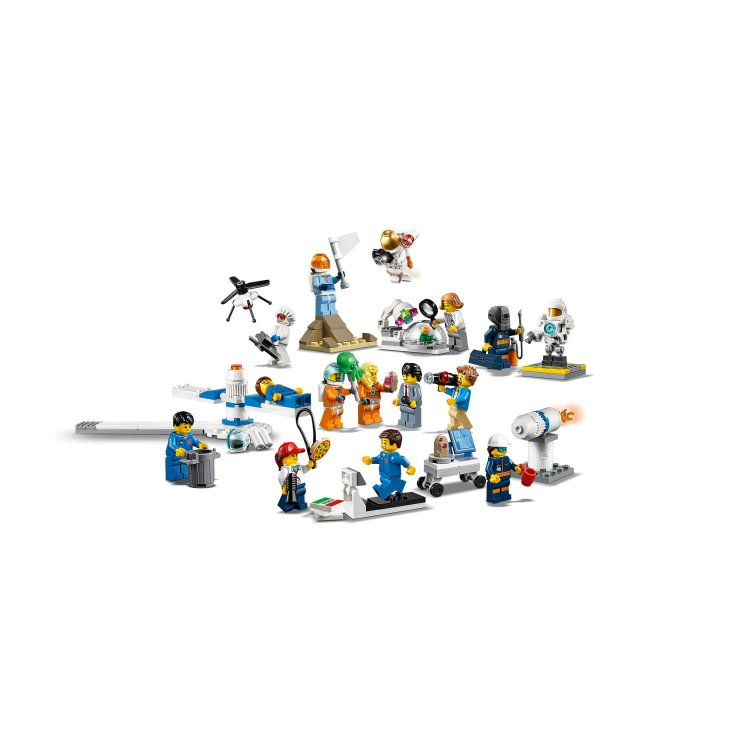 60230 Komplet ljudi: svemirska istraživanja i razvoj