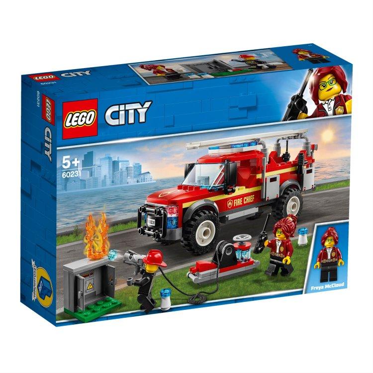 60231 Kamion vatrogasnog zapovjednika
