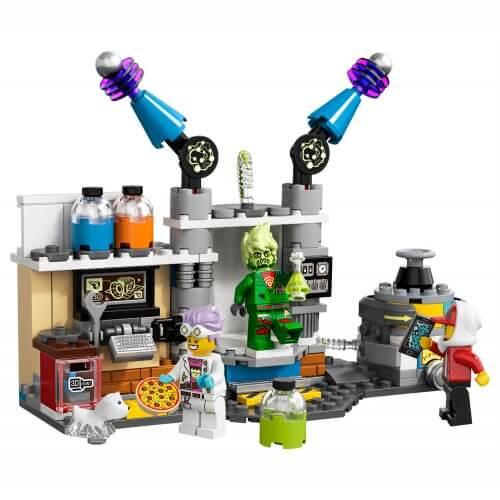70418 J.B.-ov laboratorij duhova