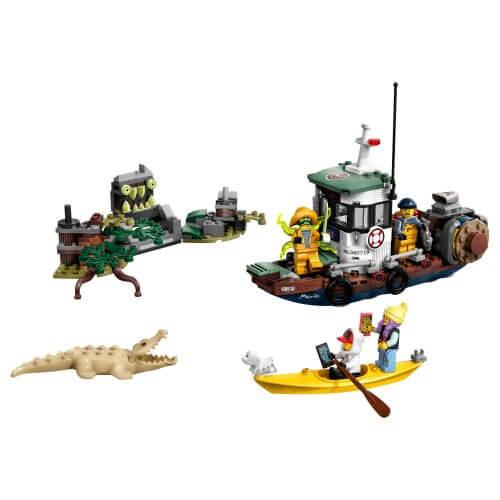 70419 Olupina broda za lov na škampe