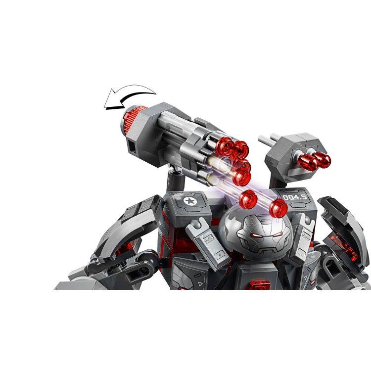 76124 Razbijačka ratna mašina