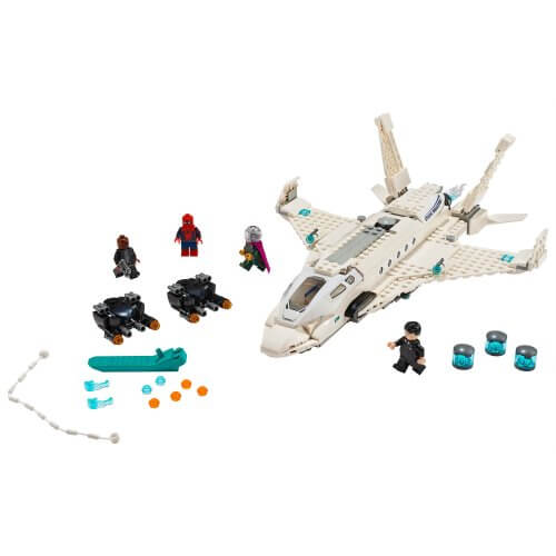 76130 Starkov mlažnjak i napad dronova